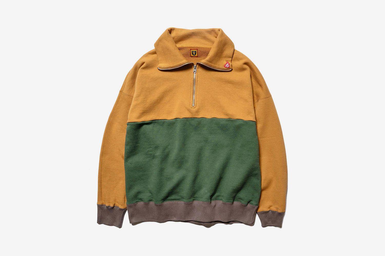 Two Piece Sweatshirt