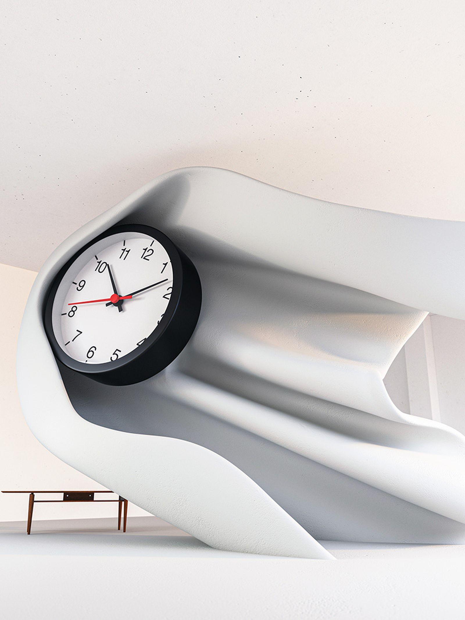IKEA ART EVENT 2021 clock by Daniel Arsham