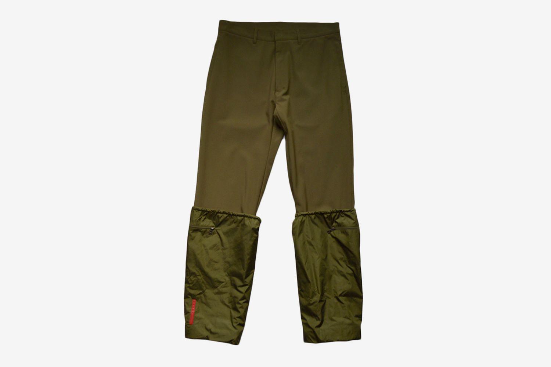 'Wader' Leg Pocket Trousers