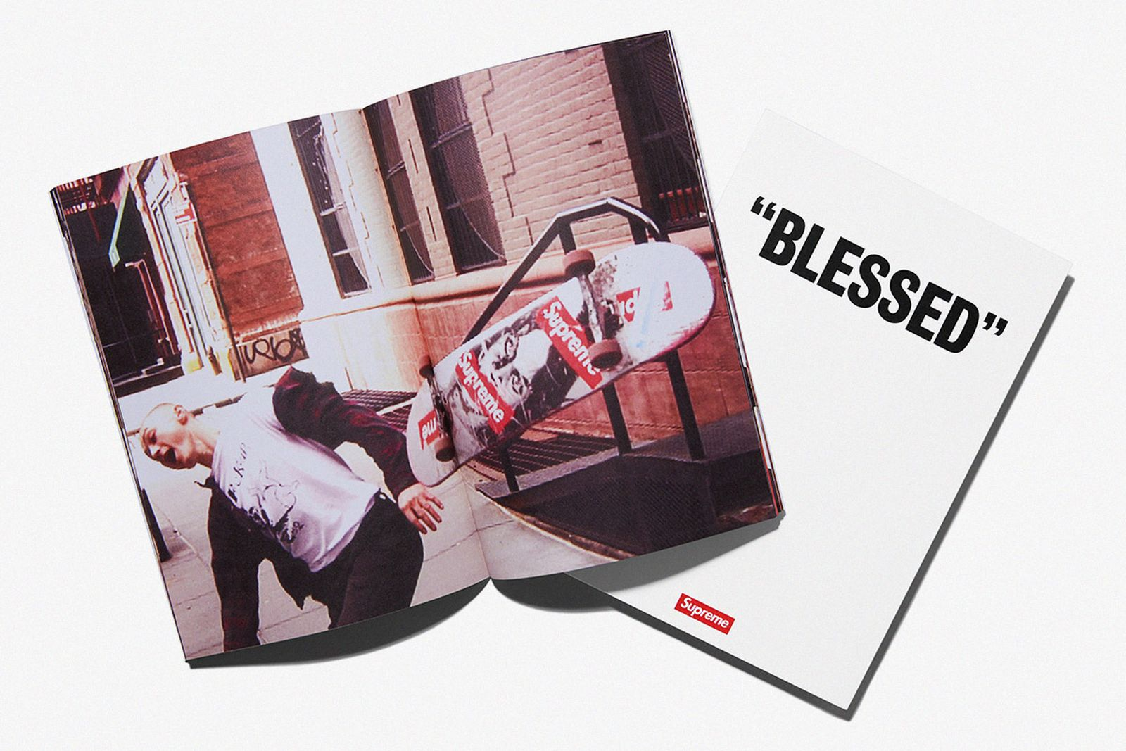 supreme blessed skate video review