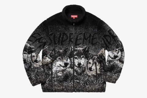 One Of Supreme S Best Ss19 Jackets Is Basically Already Available Without The Branding