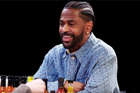 Big Sean's Hot Ones episode