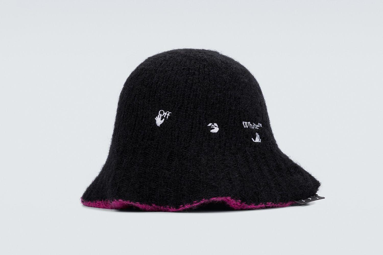 Alpaca And Mohair Bucket Hat