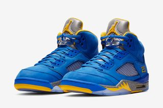 "official photos b1235 97912 Nike Air Jordan 5 ""Laney"": Where to Buy Today"