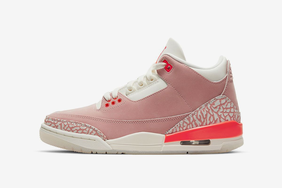 The Air Jordan 3 Is Pretty in Pink & Other Sneaker News Worth a Read 48