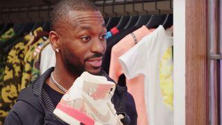 kemba walker sneaker shopping jordan brand