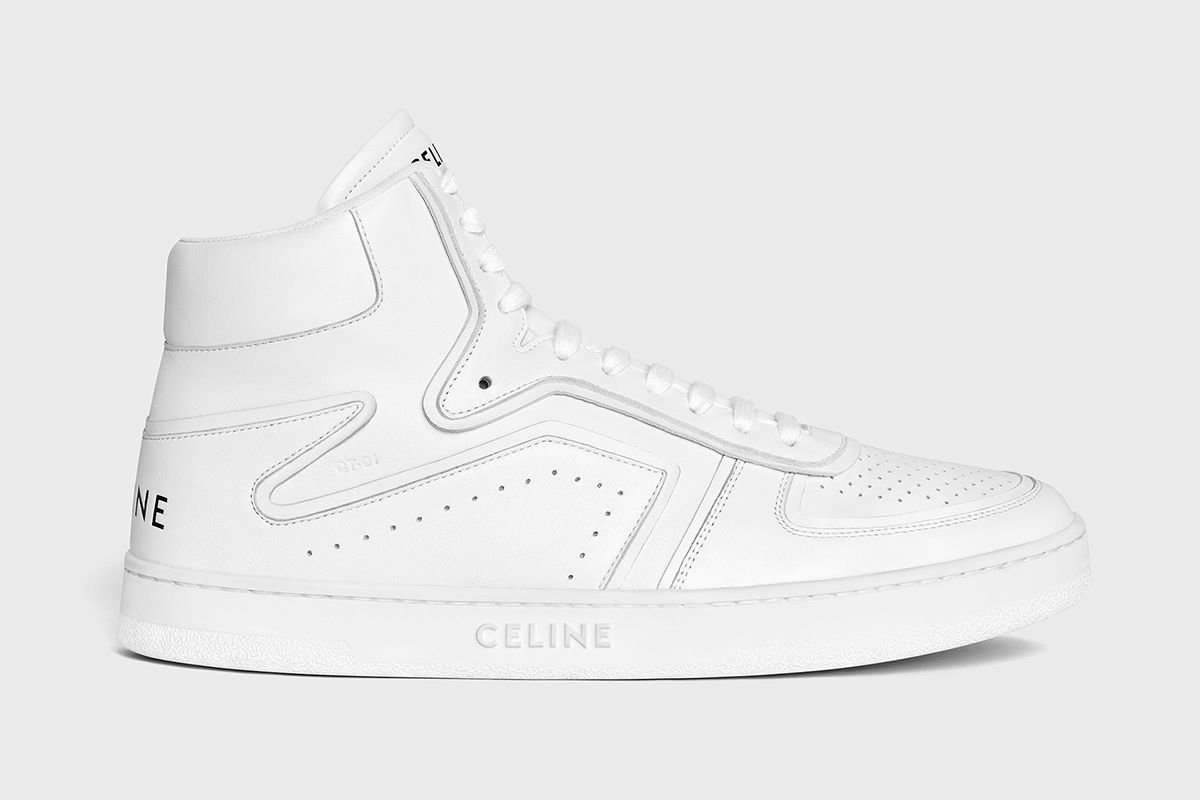 Hedi Slimane's First CELINE Sneaker Is Available to Buy Now 28