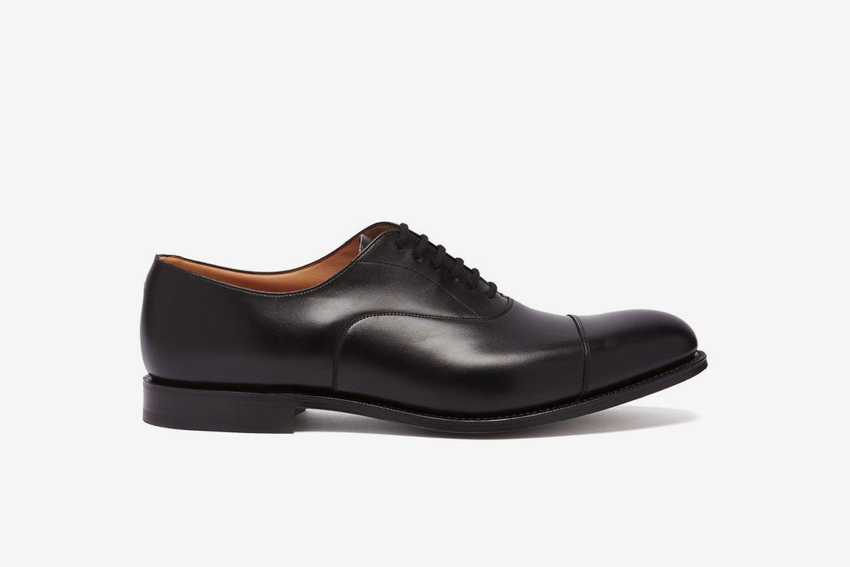 Dubai Leather Oxford Shoes