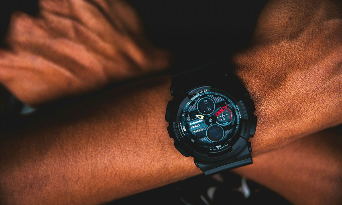 G-SHOCK's 'Neo Tokyo' Series is a Coy Reference to Classic Anime Films from the '80s