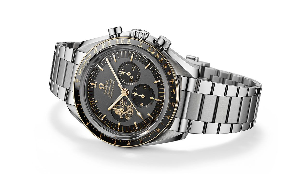 The Little-Known Story of How the Omega Speedmaster Became the First Watch on the Moon