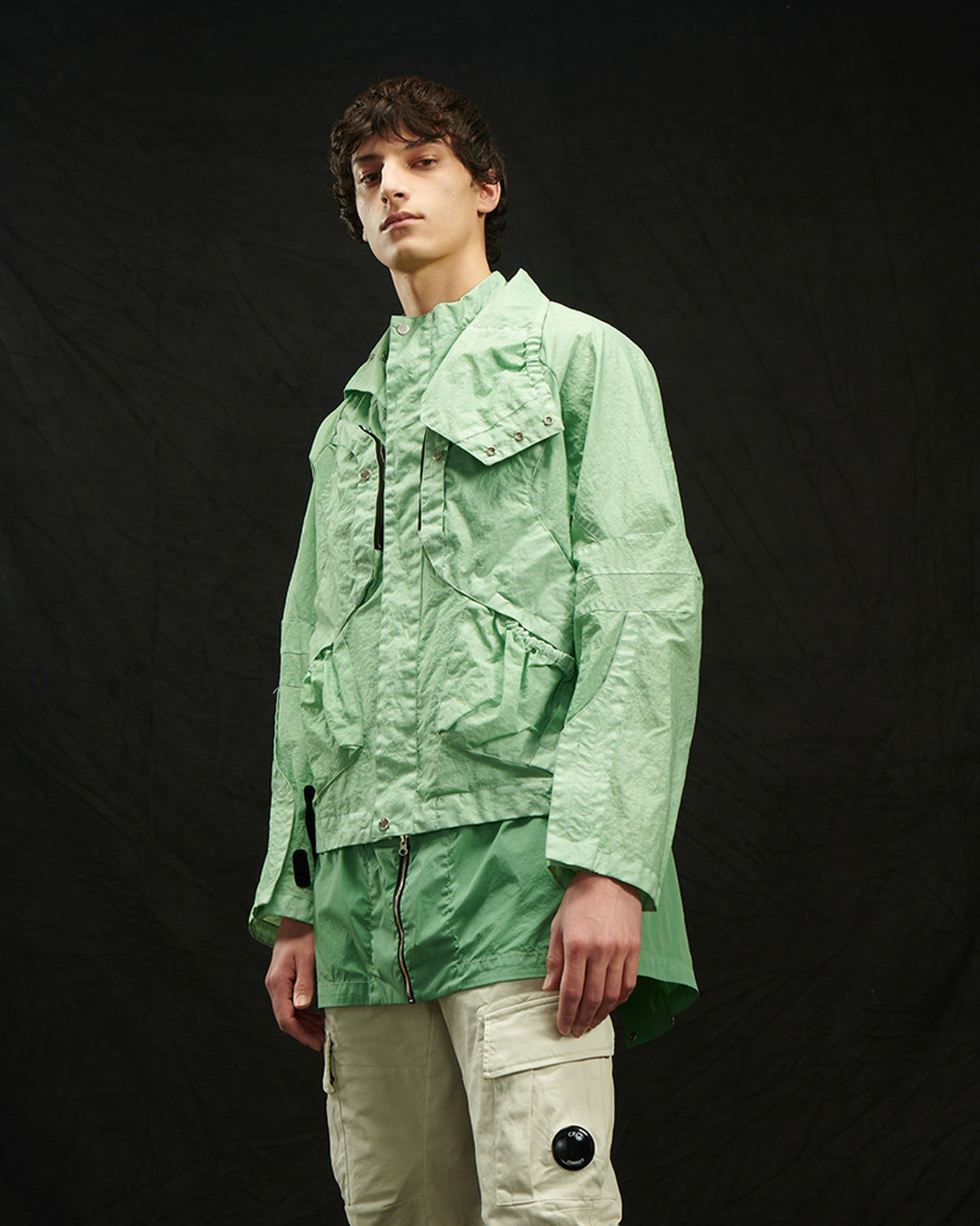 kiko-kosta-cp-company-jacket-details-on-model-01