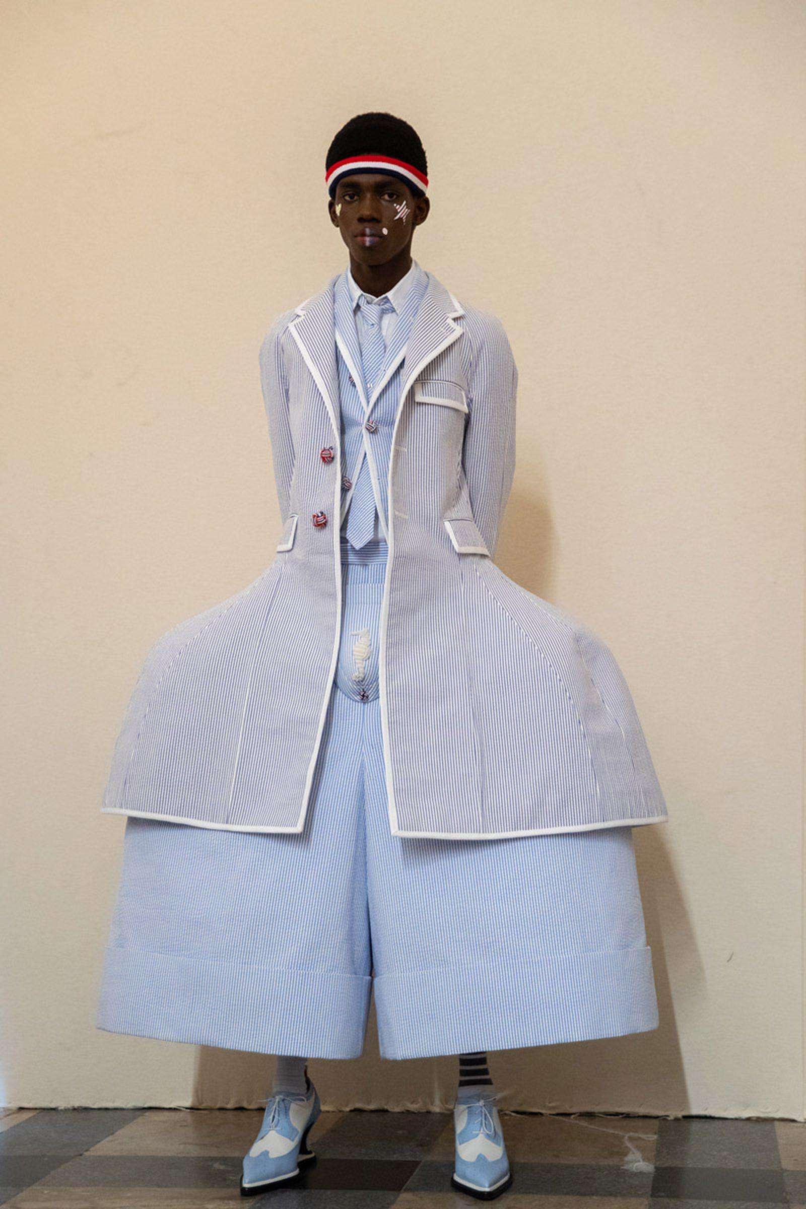 MSS20 Paris Thom Browne Eva Al Desnudo For web 04 paris fashion week runway