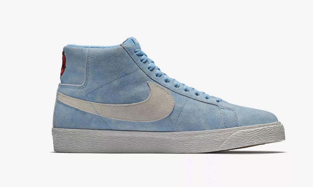 "Nike SB Zoom Blazer Mid ""English Rose"": Release Info"