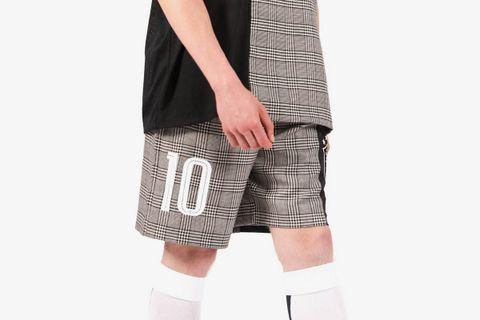 C.FC Football Shorts