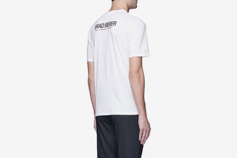 Brad Bieber Hybrid Print T-Shirt