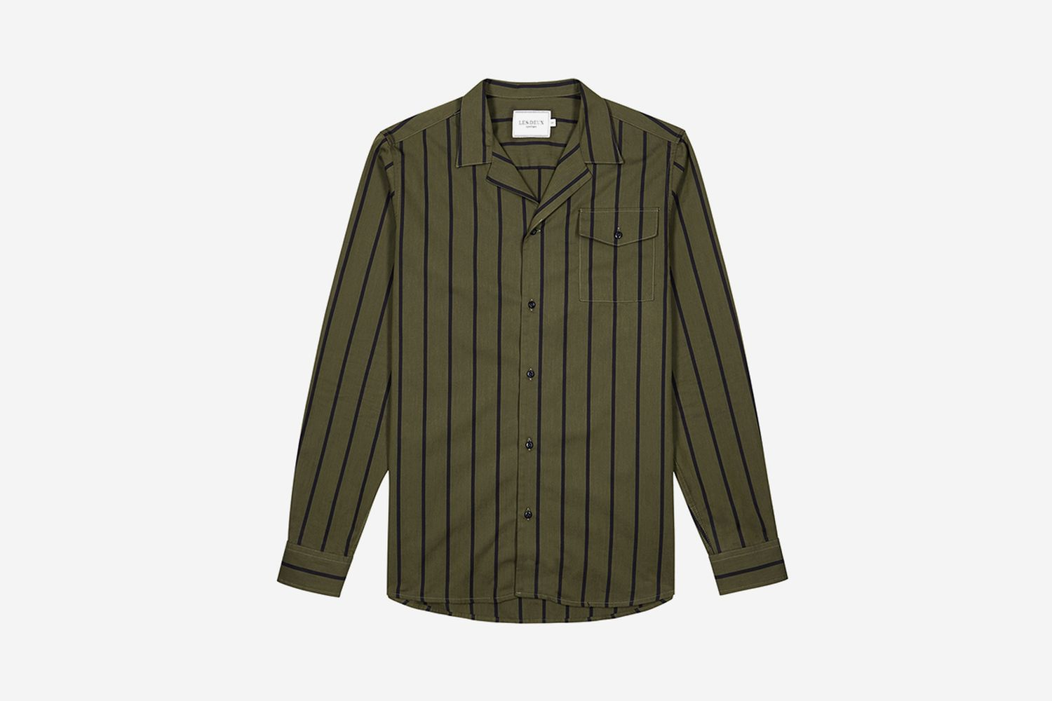 Smierre Striped Shirt