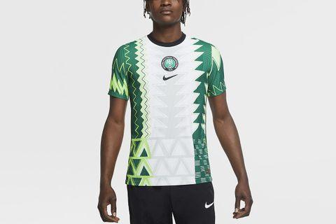 Soccer Jersey Nigeria 2020 Vapor Match Home