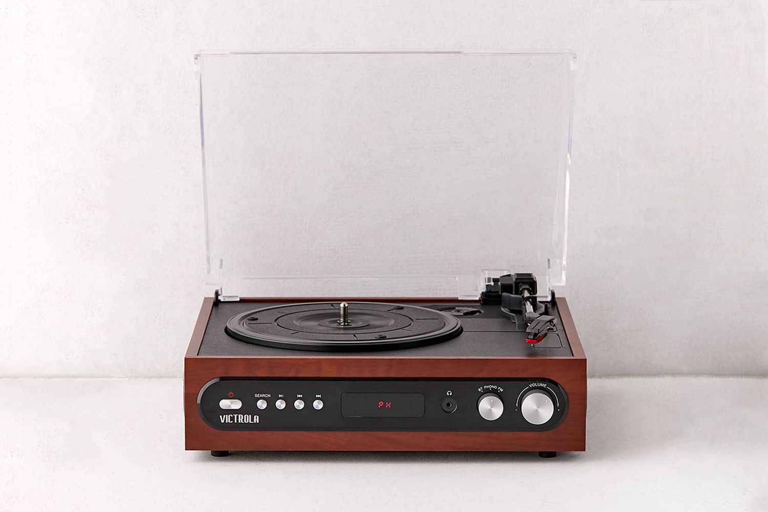 All-In-One Bluetooth Record Player