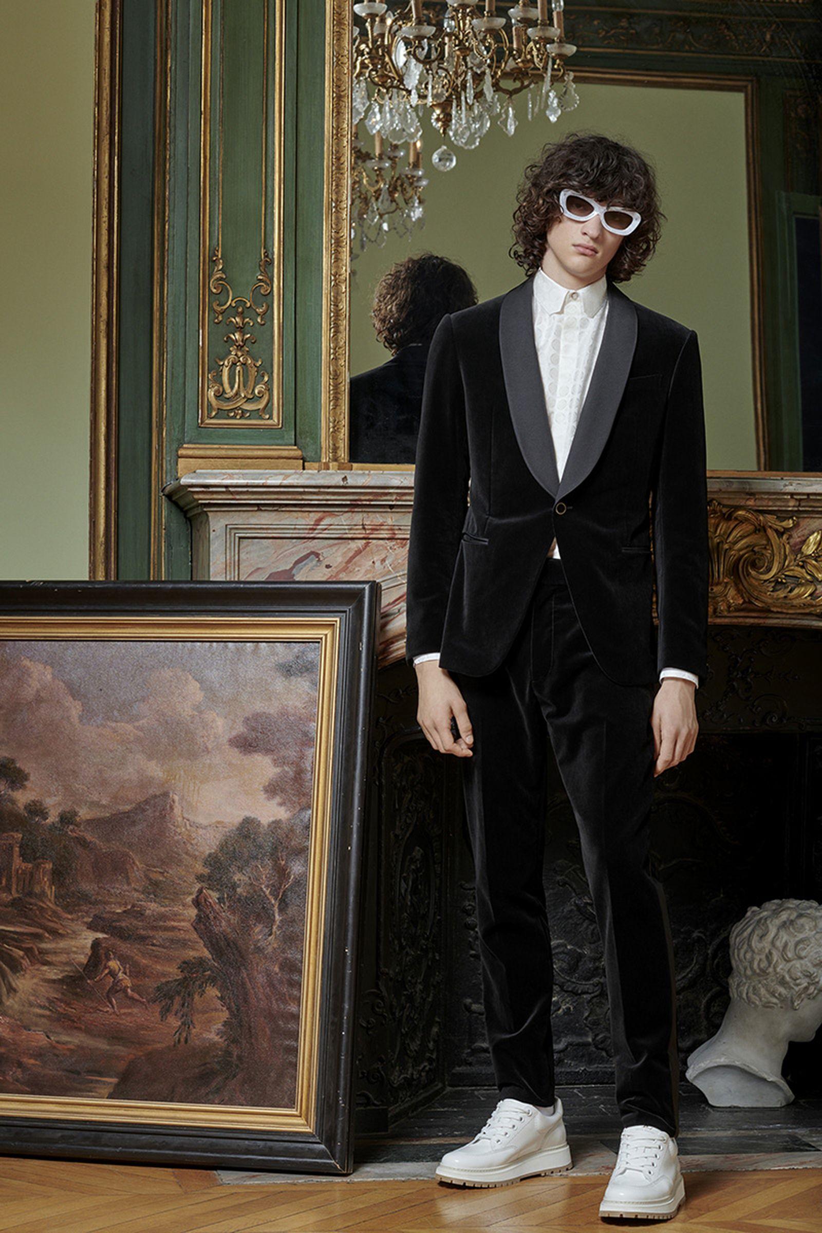 Louis Vuitton Pre-Fall 2020 men's collection