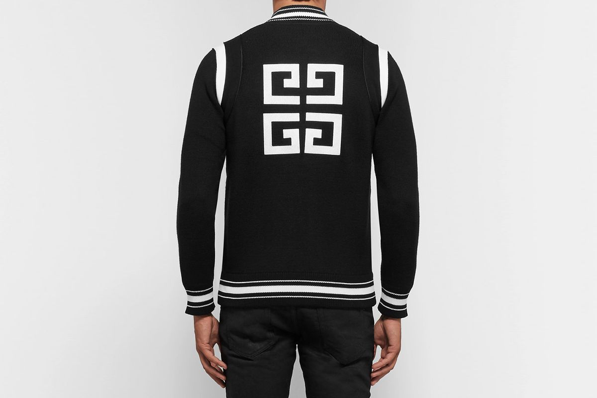 Logo-Embroidered Jacket