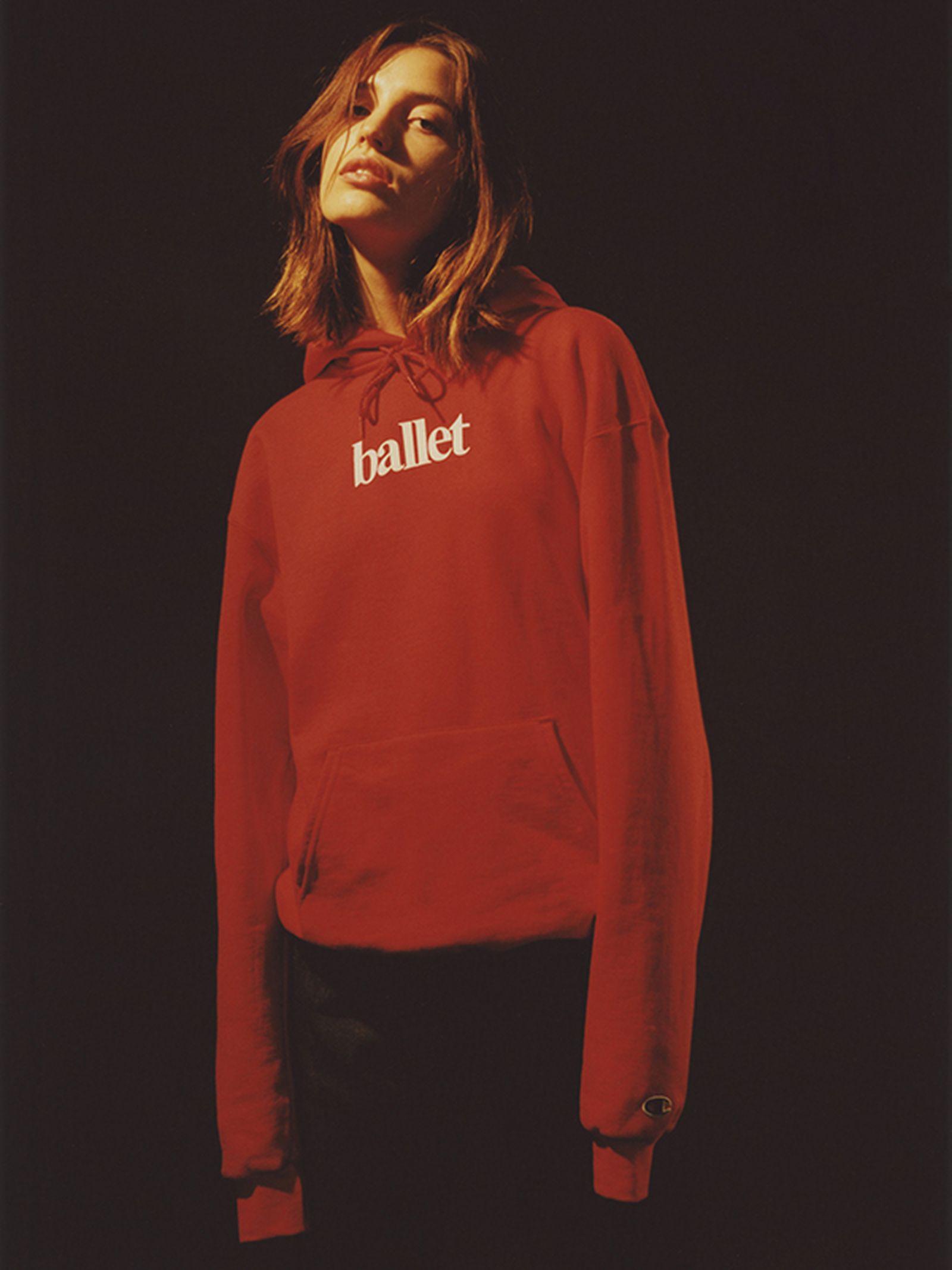 ok ballet inaugural collection Alex Bortz