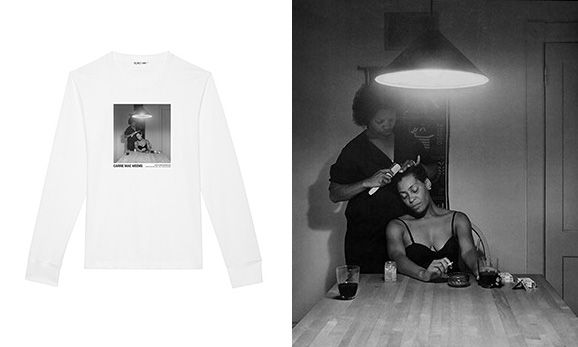 Helmut Lang Taps Carrie Mae Weems For Artist Series Capsule