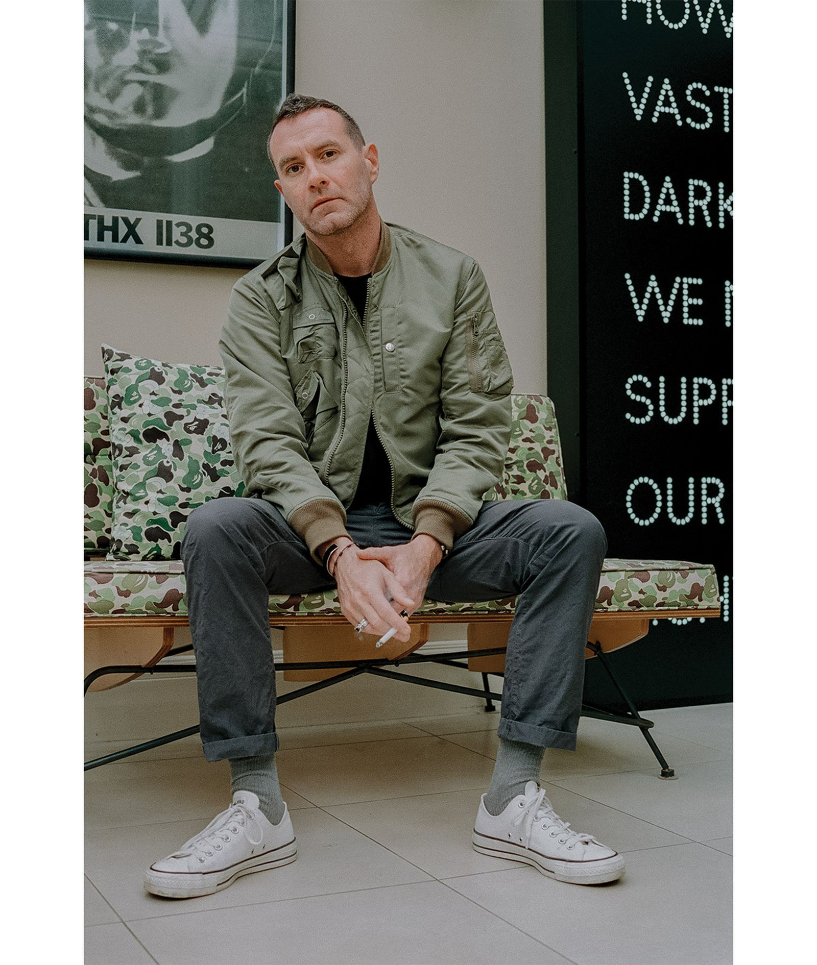man unkle james lavelle Highsnobiety Magazine Issue 18