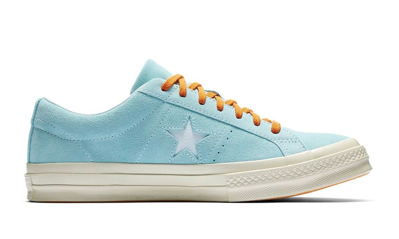 Here's Tyler, the Creator's Limited Edition Converse One Star