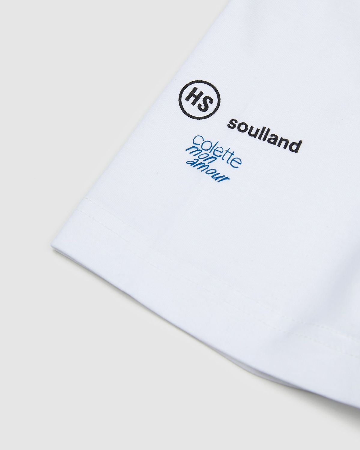 Colette Mon Amour x Soulland —  Snoopy Bed White T-Shirt - Image 4