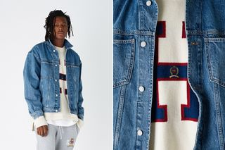 ba0aa92852c KITH x Tommy Hilfiger FW18 Lookbook  See It All Here