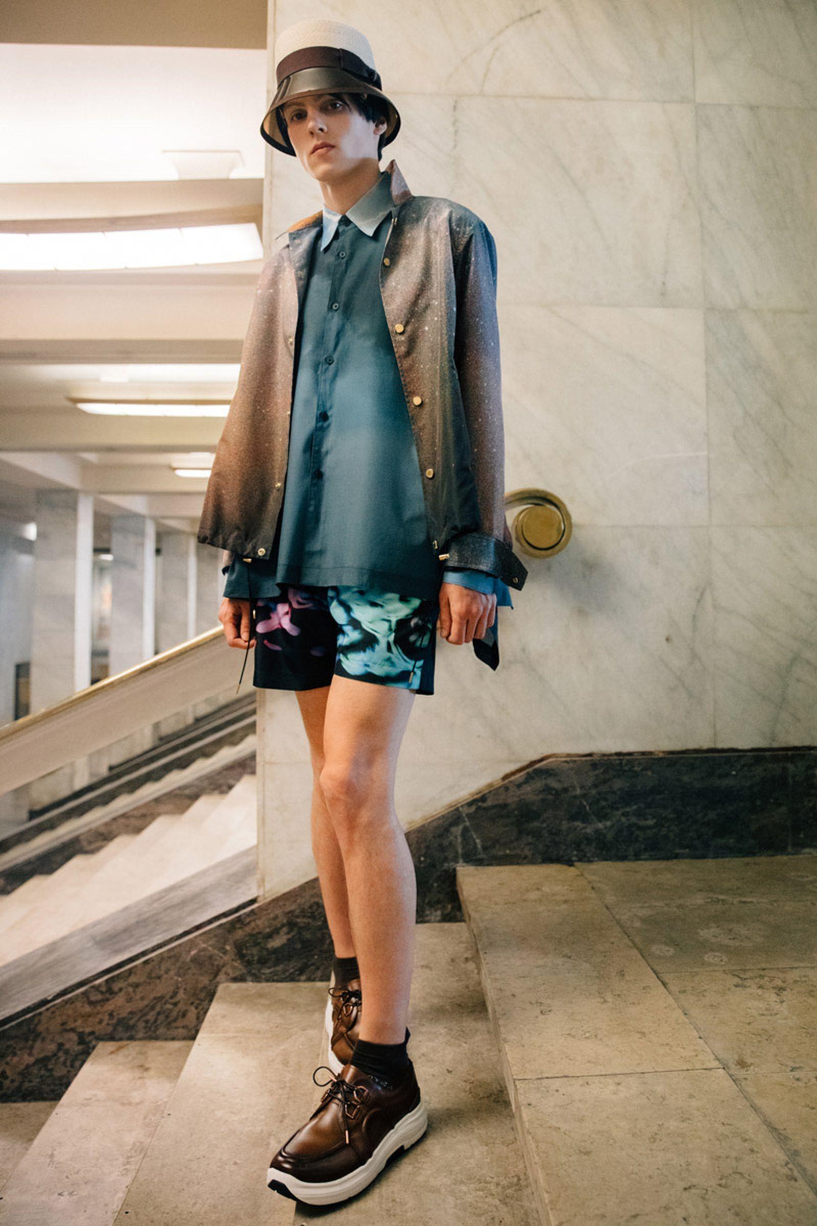 MSS20 Paris FumitoGanyru JulienTell ForWeb 15 Fumito Ganryu paris fashion week runway