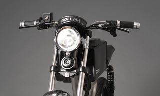 Bolt Creates the Eco-Friendly M-1 Motorcycle with Old School Looks