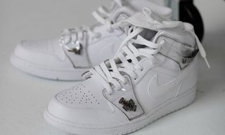 Feng Chen Wang Revamps the Air Jordan 1 for FW18 Collection