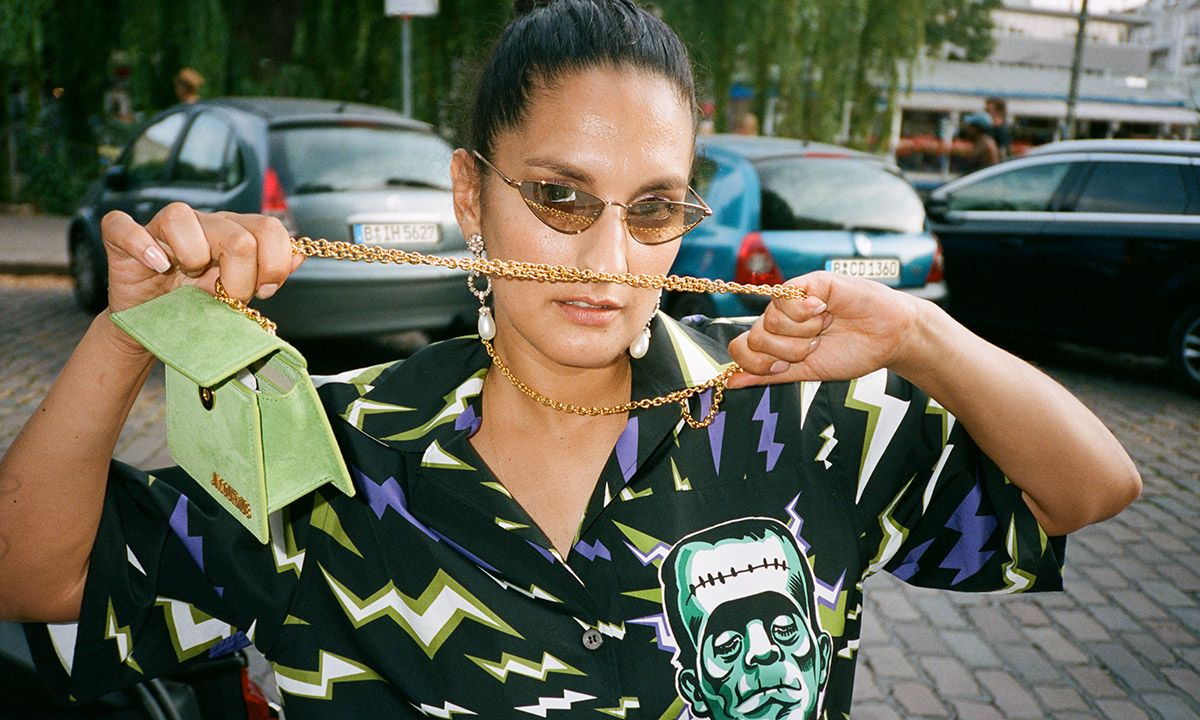 This Berlin Stylist Explains Our Obsession With Sunglasses