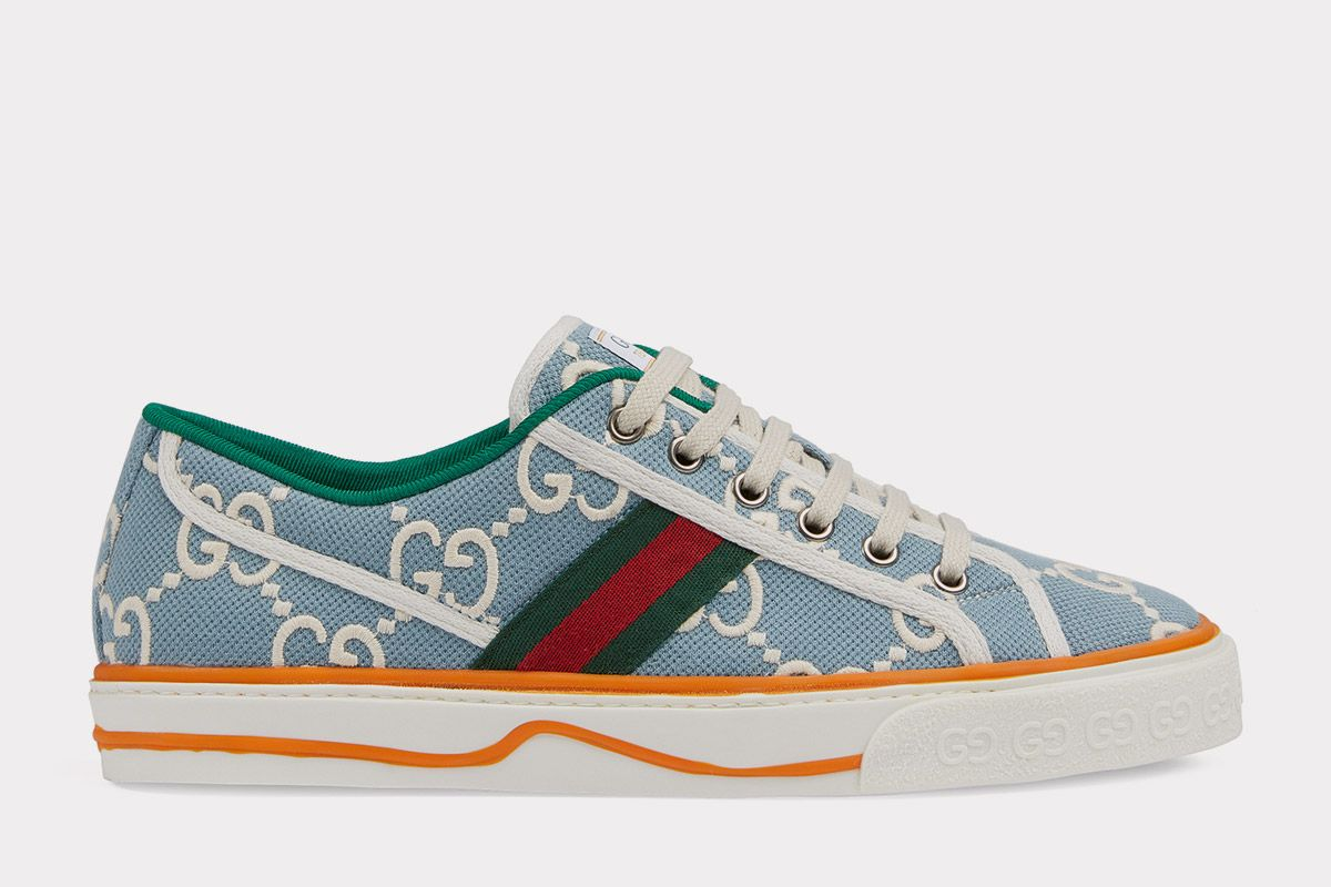 Gucci's Newest Sneaker Is Releasing in Miami for Art Basel 3