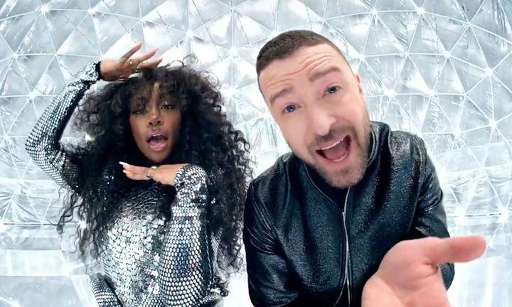 SZA Justin Timberlake The Other Side Video