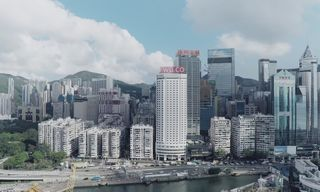This Is What Hong Kong Looks Like From a Drone's Perspective