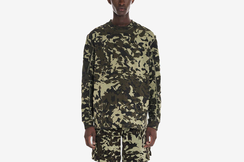 AOP LS Shirt
