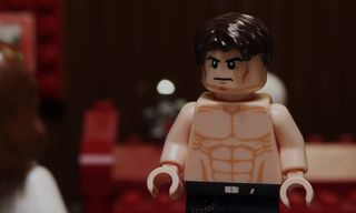 Watch the 'Fifty Shades of Grey' Trailer Recreated with LEGO
