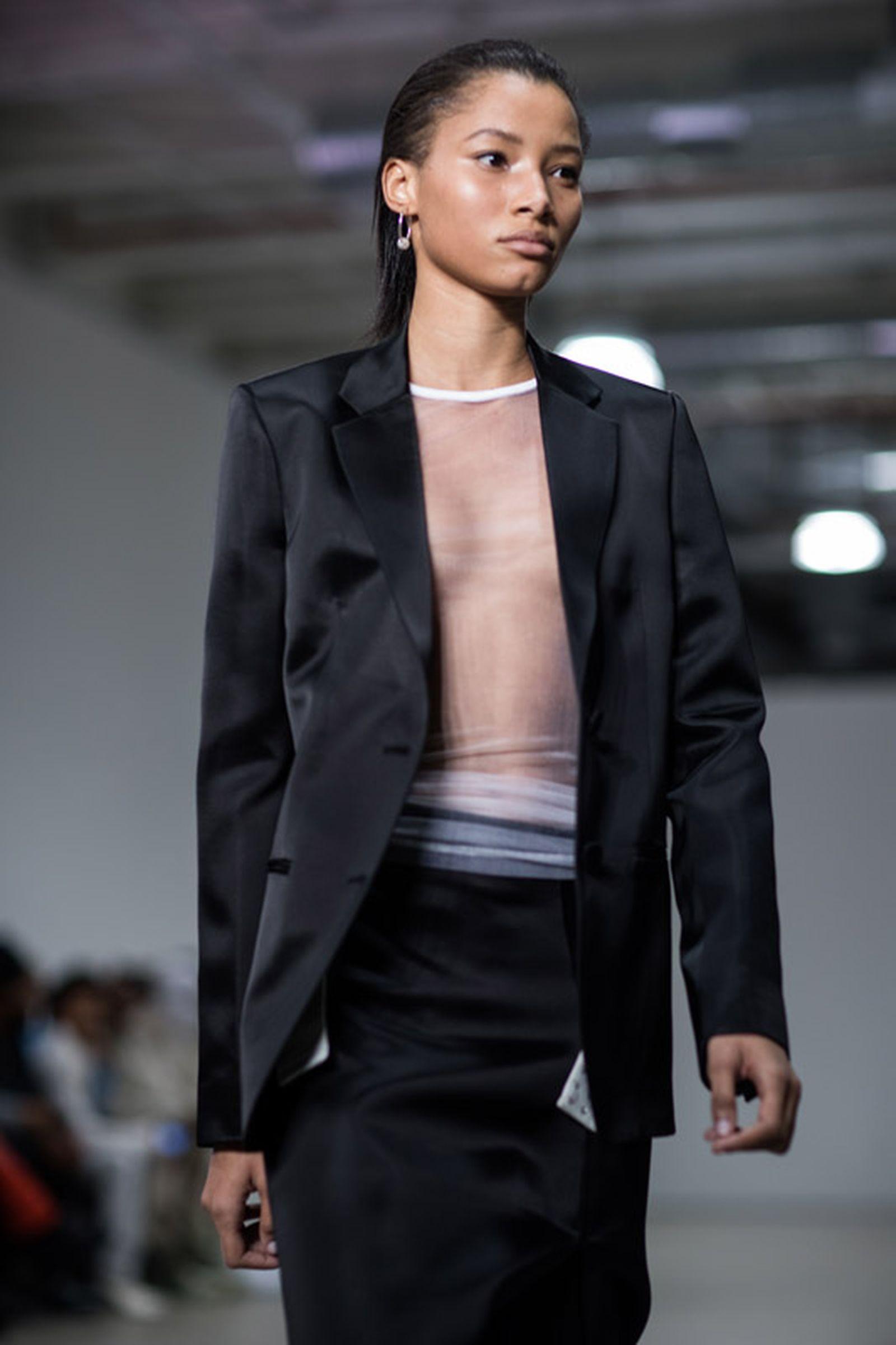 17helmut lang fw19 new york fashion week nyfw