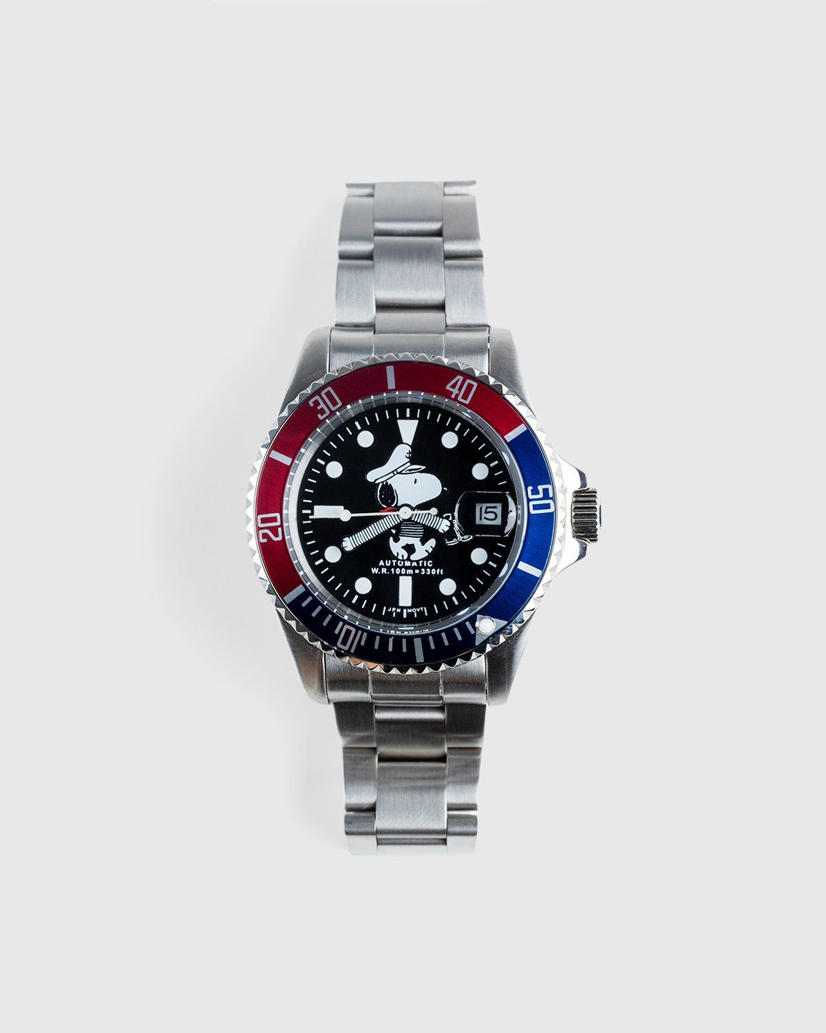 Vague Watch Co. — Sailing Snoopy Watch Grey - Image 1