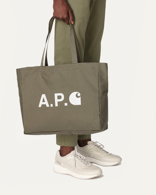 A.P.C. x Carhartt WIP - Alan Shopping Bag - Image 2