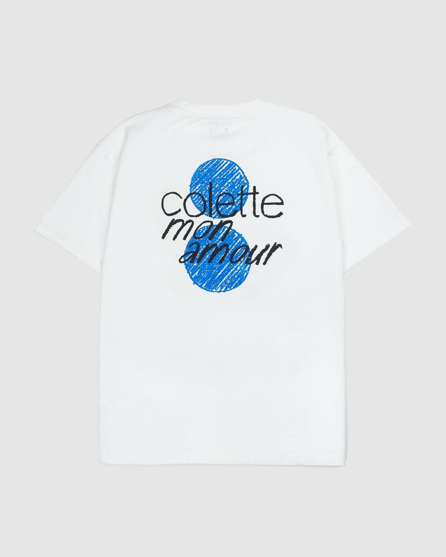 Colette Mon Amour - HS Dots T-Shirt White - Image 1