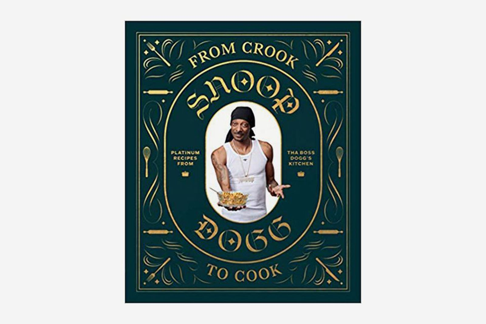snoop dogg book From Crook to Cook