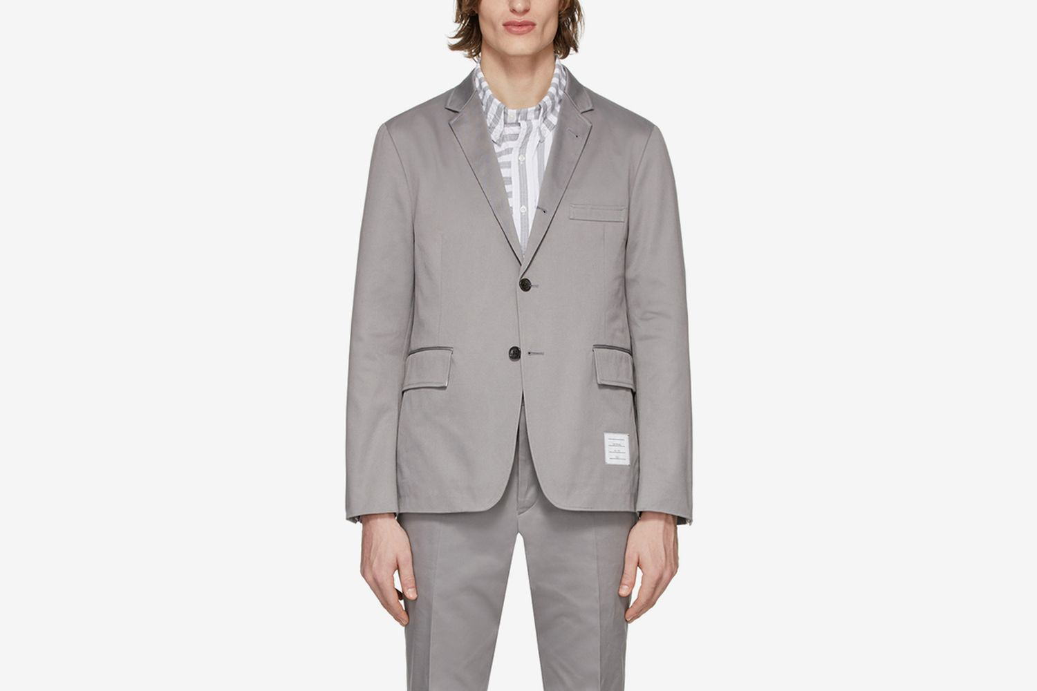 Unconstructed Classic Blazer