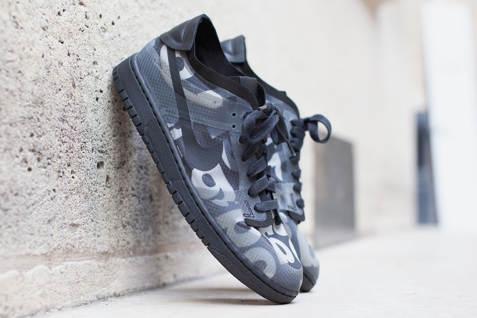 comme des garcons nike dunk low release date price Paris Fashion Week SS20