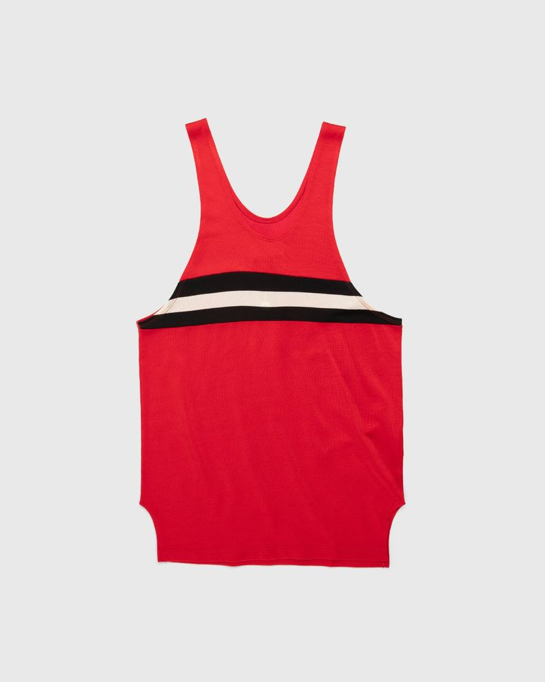 Maison Margiela – Tank Top Red