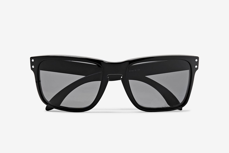 Holbrook Square-Frame Acetate Polarised Sunglasses