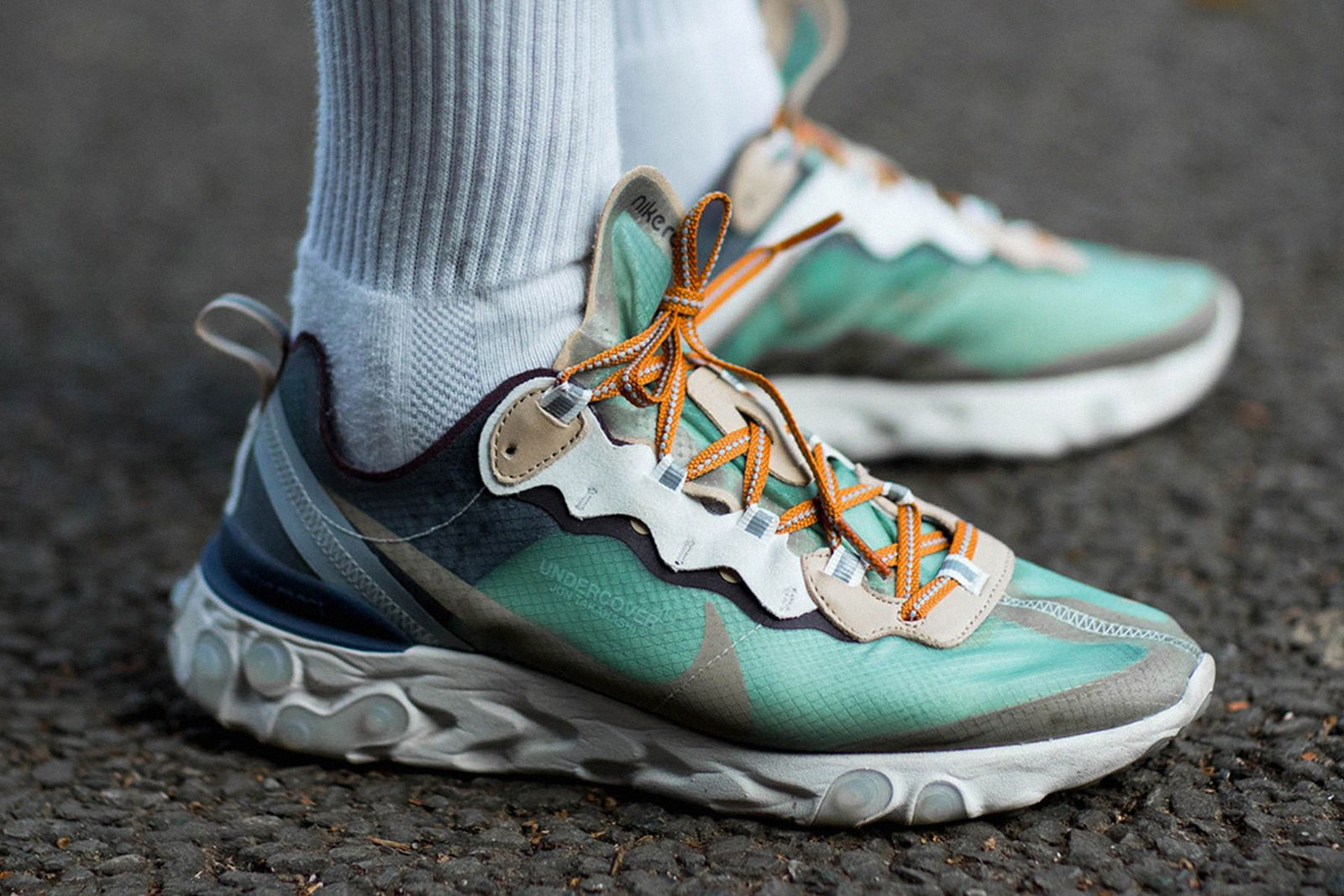 Torneado Festival misil  Nike's React Element 87 is Back and Better Than Ever