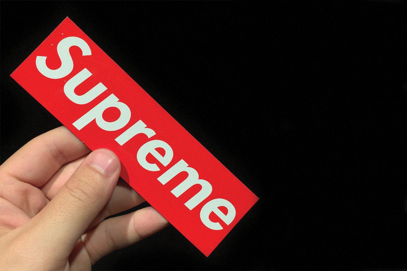 supreme accessories magnet